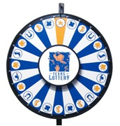 image of lottery wheel